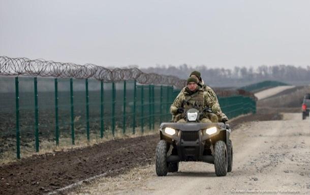 На границе с РФ возобновили строительство стены