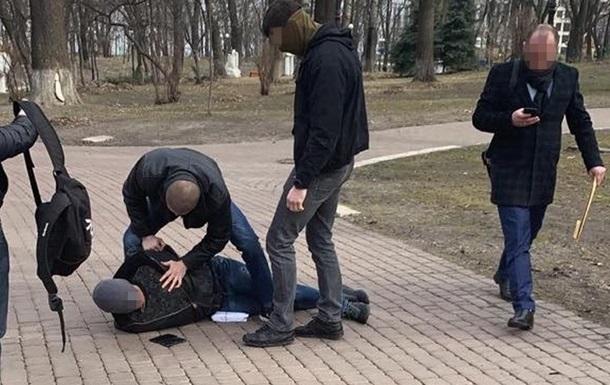 В СБУ заявили про затримання радника керівництва МВС