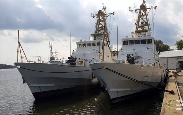 Український флот поповнять два американські катери