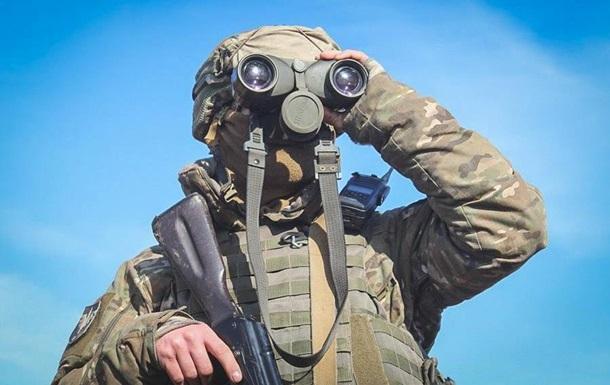 На Донбасі за день чотири обстріли - штаб