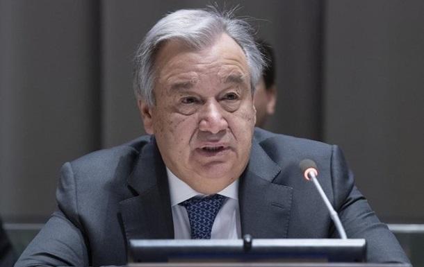 Генсек ООН назвал 2018 год самым негативным для климата