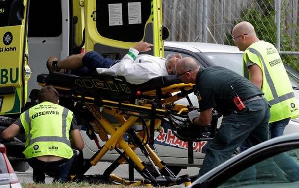 У Новій Зеландії сталася стрілянина: десятки жертв