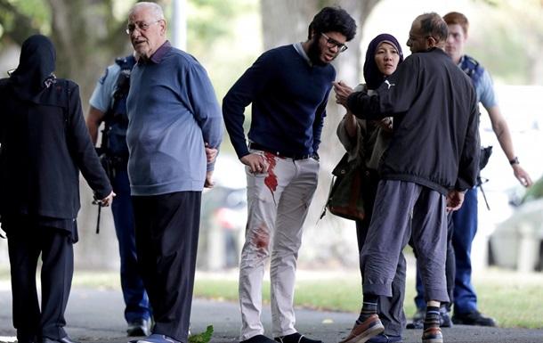 Стрелок из Зеландии призывал  убить Меркель и Эрдогана