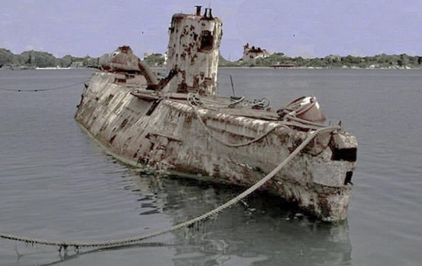 В Херсоне решили восстановить подводную лодку