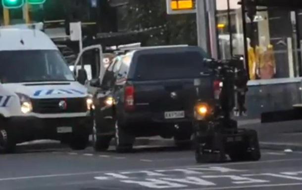 На вокзалі в Новій Зеландії влаштували  контрольований вибух