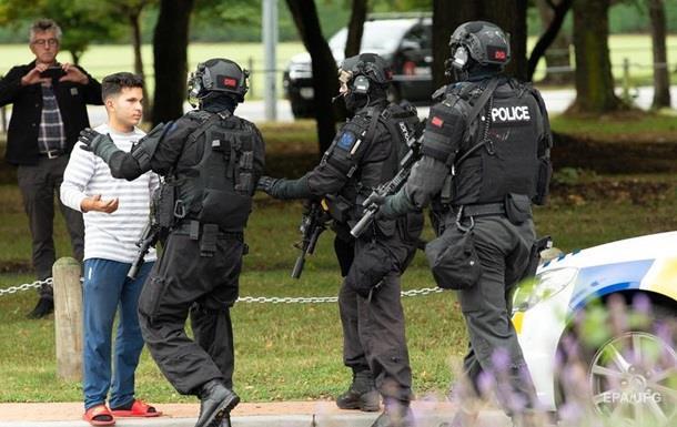 Винуватця бійні в Новій Зеландії затримано