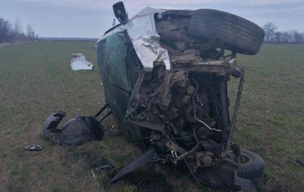 В Николаевской области в ДТП погиб водитель BMW