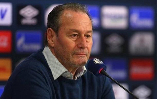 Коноплянка отримав нового тренера в Шальке