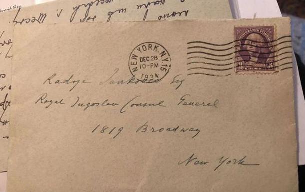 Ученые обнаружили пропавшие письма Николы Теслы