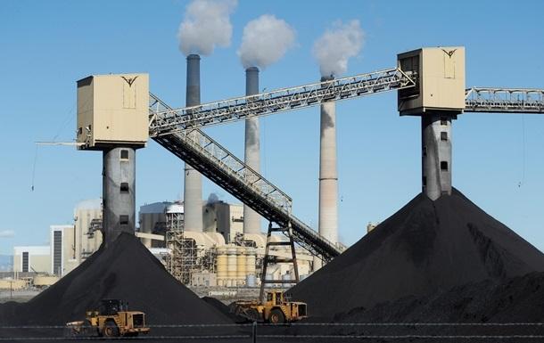 Украина сократила использование дефицитного угля на 50%