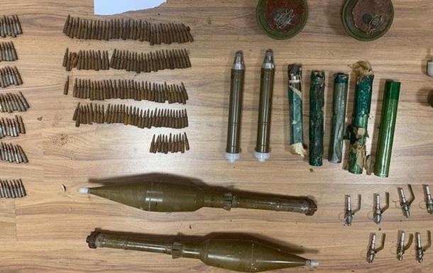 На Харьковщине задержали торговца оружием из зоны ООС