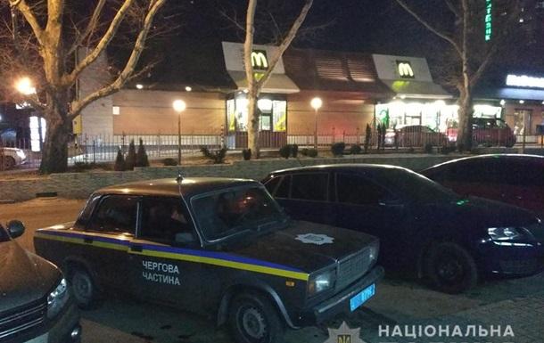 В очереди в николаевский McDonald s произошла стрельба