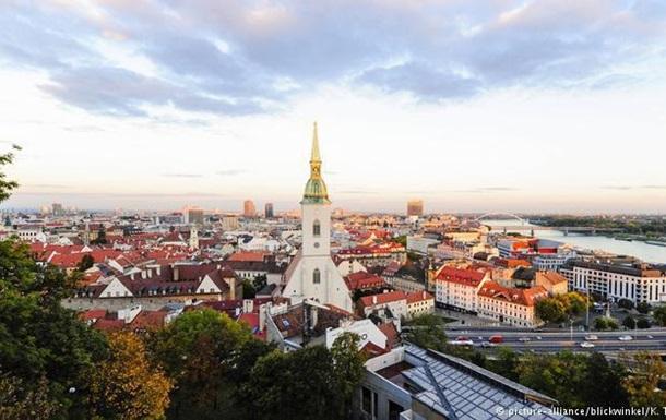 У Словаччині обирають президента