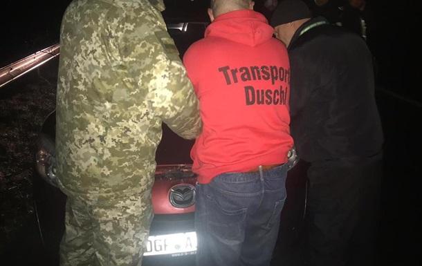 Євробляхер  двічі за день прорвав кордон