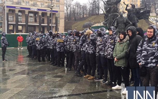 У Києві розпочинається акція протесту Нацкорпуса