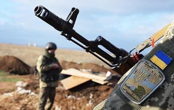 День на Донбассе: один боец погиб, еще один ранен