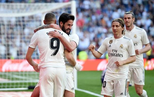 Реал переміг Сельту в першому матчі після повернення Зідана