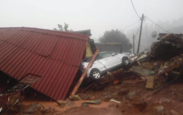 Жертвами циклону на півдні Африки стали 140 осіб