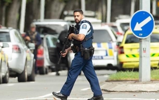 Поліція Нової Зеландії не знайшла зв язку двох затриманих з терактом