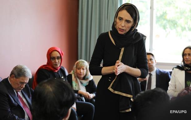 Премьера Зеландии предупредили о теракте заранее