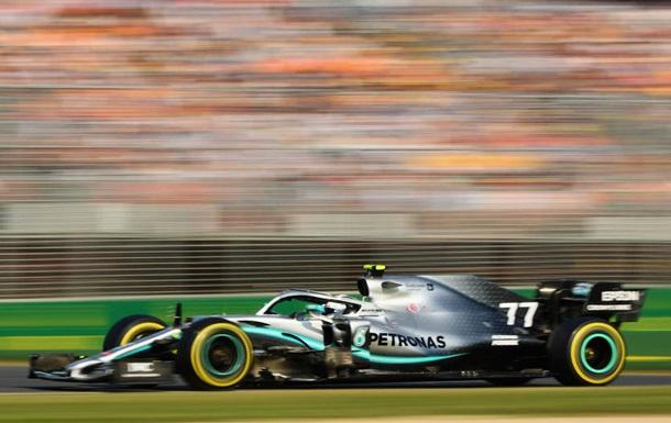 Боттас виграв Гран-прі Австралії
