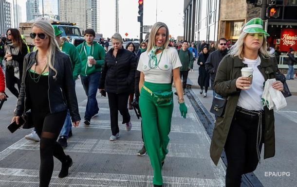 День святого Патрика: зелені капелюхи і пиво