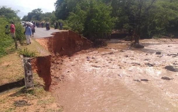 Жертвами циклону в Зімбабве стали 65 осіб