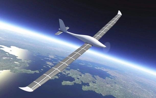 В Китае разрабатывают беспилотник-спутник на солнечных батареях