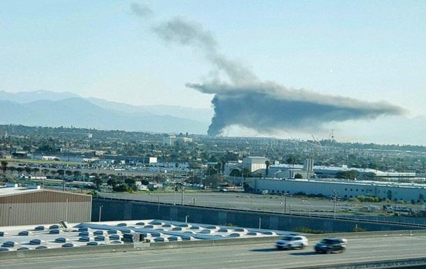 В Лос-Анджелесе произошел взрыв, есть раненые
