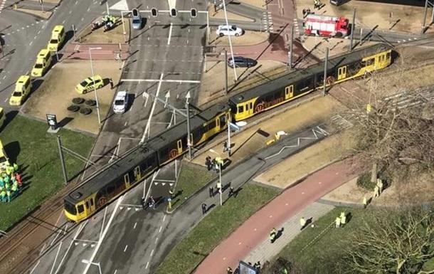 У Нідерландах сталася стрілянина в трамваї: є жертви