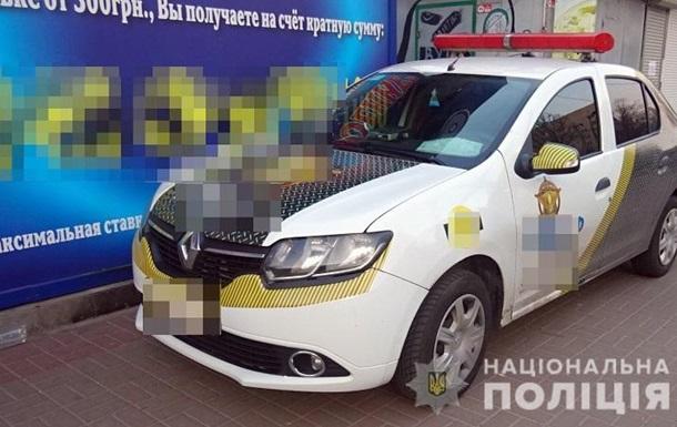 У Києві чоловік з рушниці розстріляв авто охоронної фірми і лотерею
