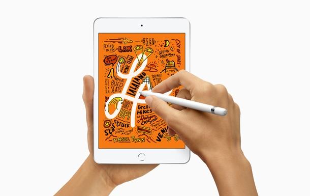 Apple представила два оновлених iPad