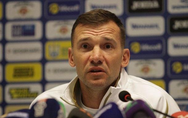 Шевченко відреагував на можливий виклик Мораеса в збірну України