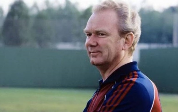 France Football: Лобановський - у топ-10 найкращих тренерів в історії