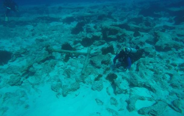 В Египте найден затонувший древний корабль