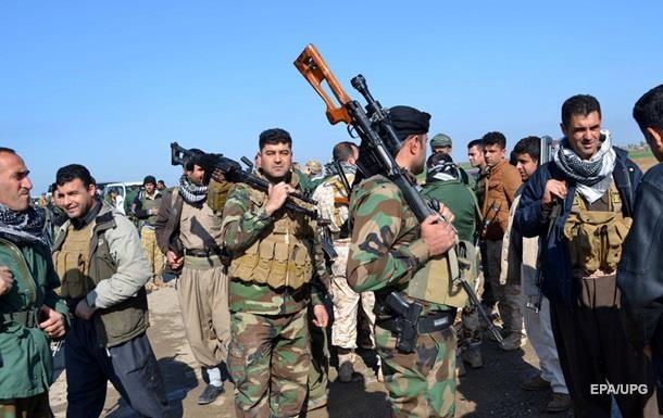 Курды взяли под контроль лагерь ИГИЛ в Сирии - СМИ