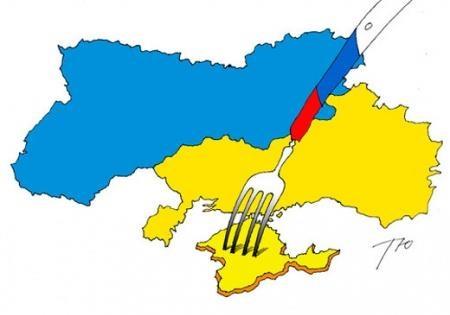 Мысли вслух... Крым не наш и это грустно!!!