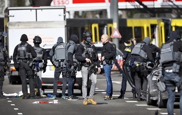 Полиция нашла записку утрехтского стрелка