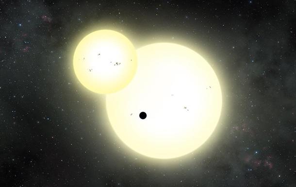 Ученые впервые увидели рождение двойной звезды