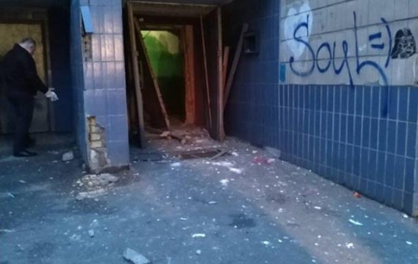 Потужний вибух у Києві: нові подробиці