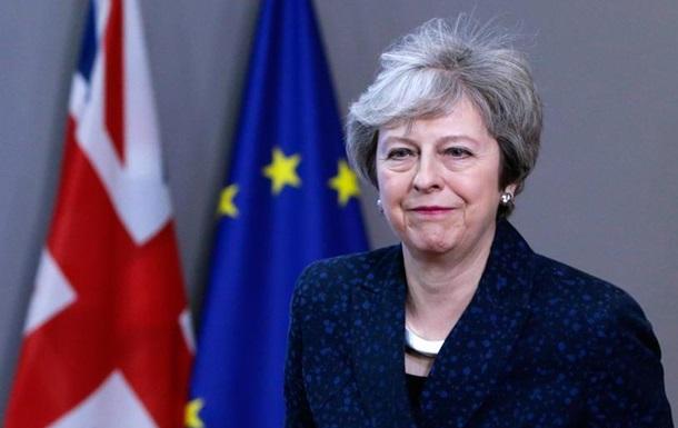 Тереза Мей проситиме Брюссель перенести Brexit