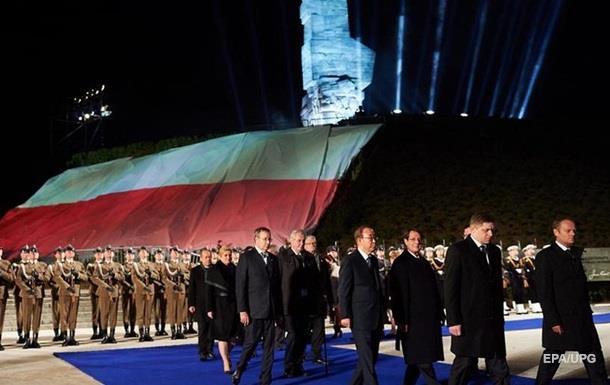 Польща не запросила Путіна на заходи, присвячені початку Другої світової