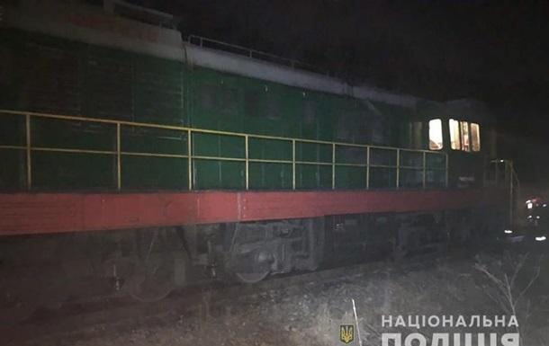 В Тернопольской области перевернулся поезд с пассажирами