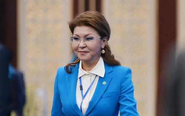Донька Назарбаєва стала головою Сенату Казахстану