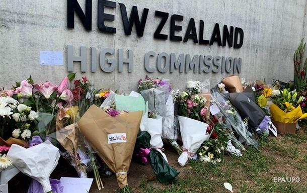 У Новій Зеландії поховали перших жертв стрілянини в мечеті