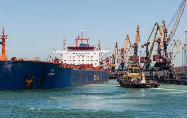В порту Южный обнаружили 200 кг кокаина - СМИ