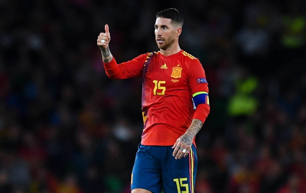 Рамос довів фаната до істерики на тренуванні збірної Іспанії