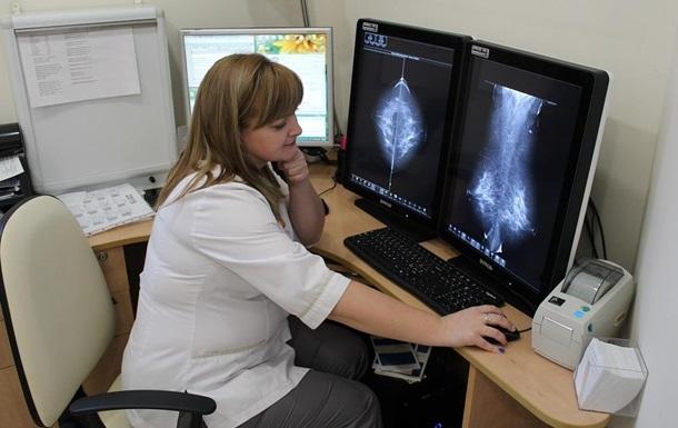 3D-маммография уже в Украине