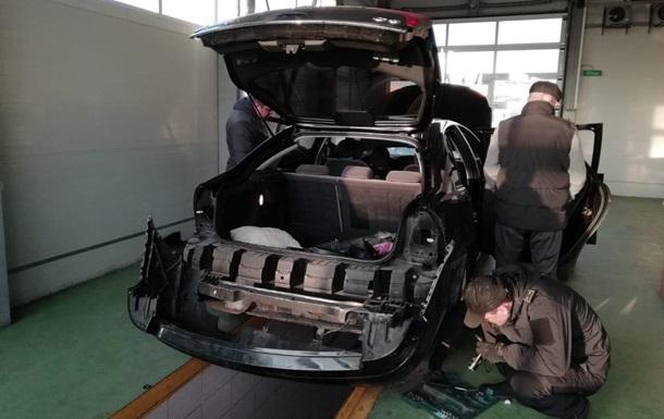 В Украине поймали немца с кило кокаина