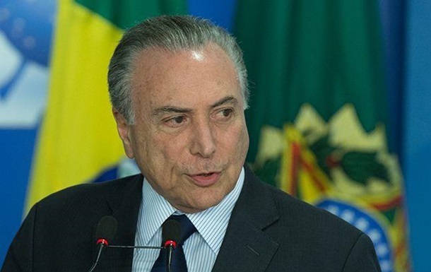 В Бразилии задержали экс-президента по делу о коррупции
